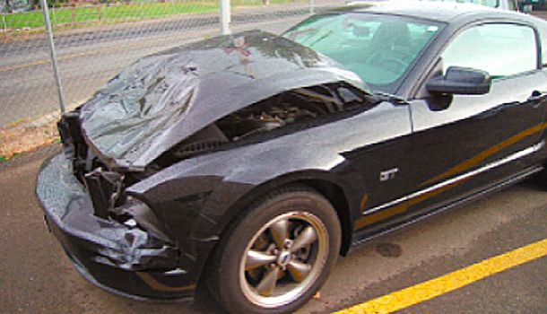 automobile body repairing Kamloops